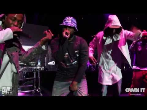 Video: ScHoolBoy Q & Kendrick Lamar Live at Cali Christmas