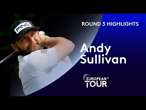 Andy Sullivan shoots 64 to maintain lead | English Championship