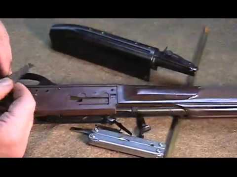 Nylon Rifle Complete Disassembly Guide part I