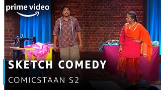 Sketch Comedy - Comicstaan Episode 5 | Stream Now | Amazon Prime Video