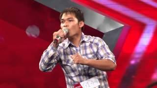 """Vietnam's Got Talent 2014 - [Không có trên sóng] - HÀI ĐỘC THOẠI - """"Con vợ em"""""""