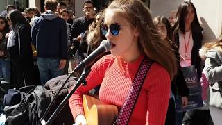 "Download Lagu Shawn Mendes ""In My Blood"" - Allie Sherlock cover Gratis STAFABAND"