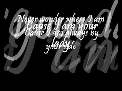 celine dion - im your lady [lyrics]