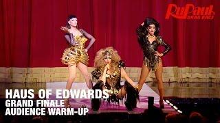 Haus of Edwards Aunce Warmup - 12 Days of Crowning: RuPaul's Drag Race Season 7