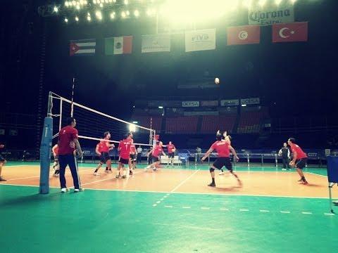 Seleccion Mexicana Voleibol- FIVB World League 2014