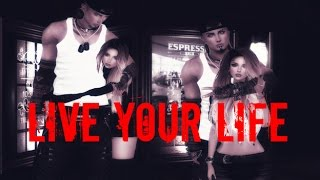 [IMVU] Live Your Life - T.I ft Rihanna