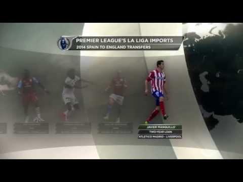 Transfer-Wahnsinn: England kauft Spanien leer | Angel di Maria, Cesc Fabregas, Diego Costa