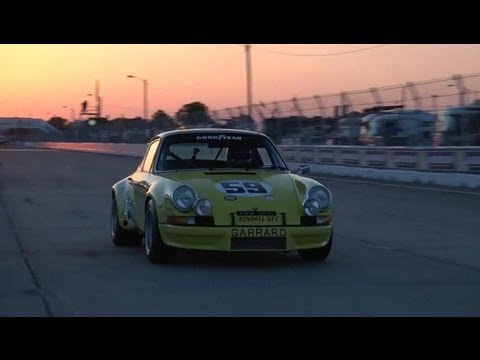 Hurley Haywood and his 1973 Sebring Winning Carrera RS