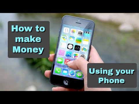 Ways to make money on your phone 2016