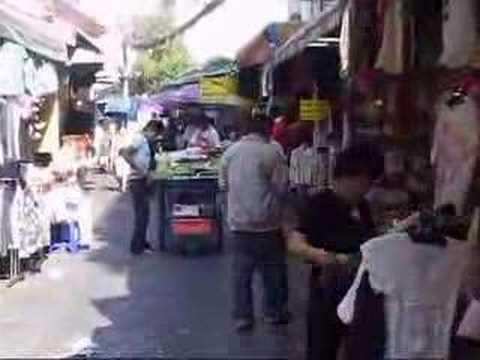 Life in Bangkok Soi 5 Silom