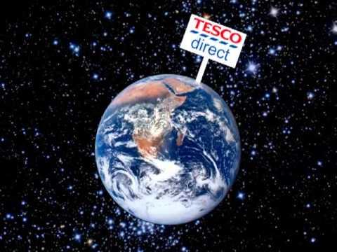 Tesco Direct Throughout The Galaxy