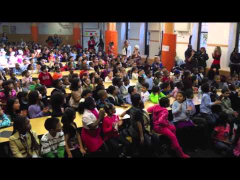 Concert Choir ISW- Maret School - 02/27/2014