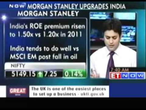 Morgan Stanley upgrades India to equal weight