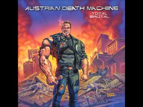 Austrian Death Machine - Rubber Baby Buggy Bumpers