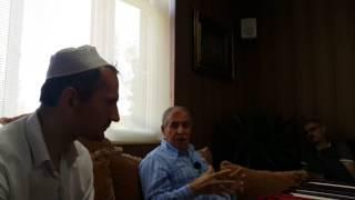 Prof. Dr. Şener Dilek - Risale-i Nurdaki Şefkat Bizi Siyasetten Men Etmiş (Eleşkirt-2017.07.21)