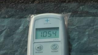 霊山町 環境放射線モニタリング調査