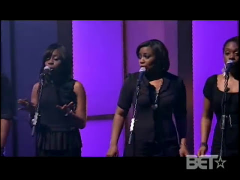 Le'Andria Johnson - Heaven Help Us All