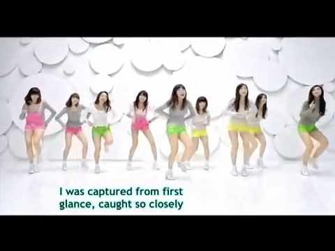 Girls' Generation - Gee (English Sub)