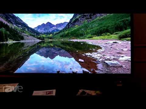 E4 AV Tour: LG Features 84-Inch 4K Display, 4K Media Player