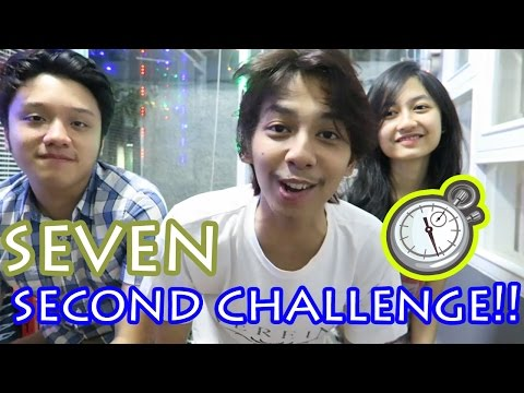 7 Second Challenge With My Sister And Her Boyfriend
