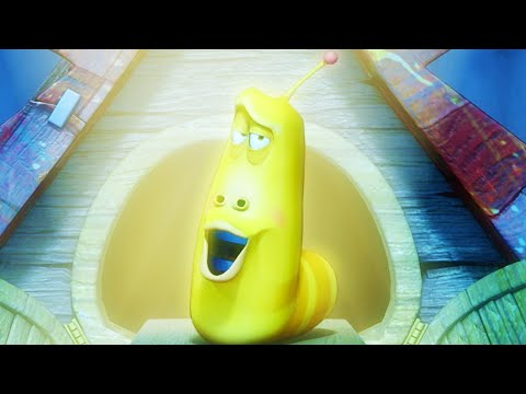 LARVA | STAR OF THE SHOW | Cartoon Movie | Videos For Kids | Larva Cartoon | LARVA Official