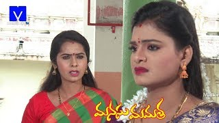 Manasu Mamata Serial Promo - 10th October 2019 - Manasu Mamata Telugu Serial