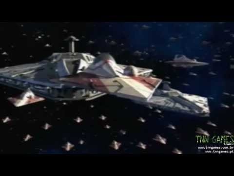 TNN GAMES | Star Wars The Clone Wars | PS2 | Game Trailer | tnngames.pt