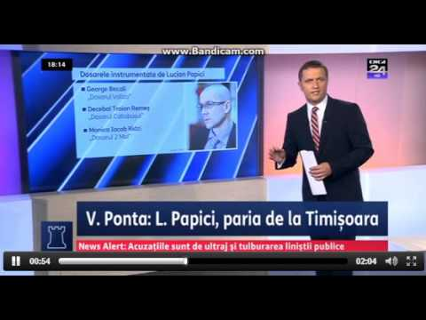 """http://www.digi24.ro/ Lucian Papici �i-a pus semn�tura pe cele mai importante �i mai grele dosare de corupţie din România: dosarul �Trofeul calit�ţii"""", în ca..."""