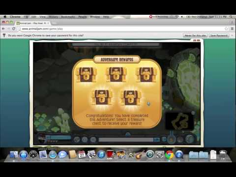 Animal jam how to be an eagle in a land adventure or an arctic wolf in an eagle adventure.