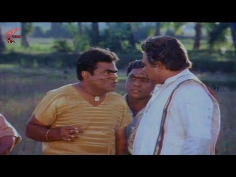 Dasari Narayana Rao, Nadhiya Sentiment Scene    O Thandri O Koduku Movie    Nadhiya, Vinod