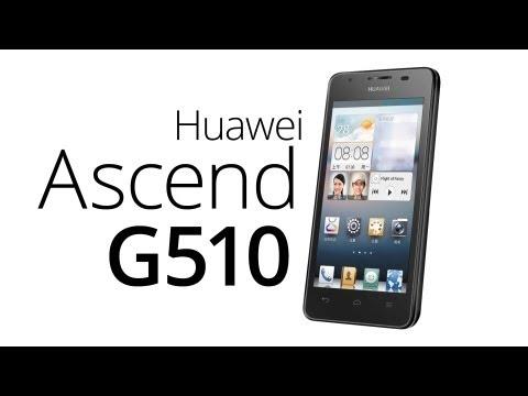 Huawei Ascend G510: první pohled