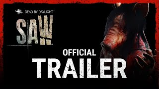 Dead by Daylight | The Saw® Chapter - Trailer