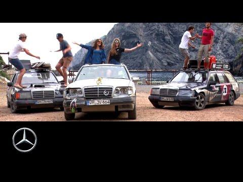 Allgäu-Orient-Rally: Team Madcaps - Mercedes-Benz original