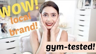 Impressive Local Brand Gym Tested Ft Ellana Mineral Cosmetics Anna Cay