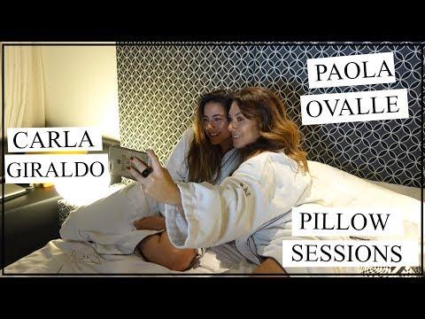 Carla Giraldo en Pillow Sessions