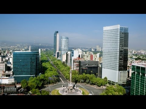 México City - The Capital of Latin America (Мехико メキシコシティ Mexiko Mexique) 2013
