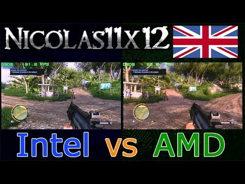 Intel vs AMD 2013 [REUPLOAD]