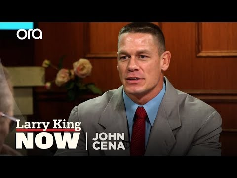 "John Cena on ""Larry King Now"" - Full Episode Available in the U.S. on Ora.TV"
