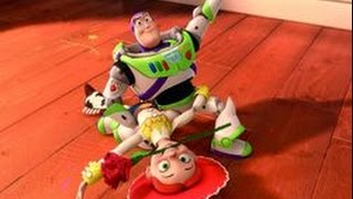 Cute Buzz & Jessie Moments (Toy Story 2 & 3)