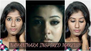 Nayanthara Inspired Makeup – Maya Movie | Everyday makeup