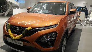 2019 Tata Harrier SUV Reached Dealership Ahead of Launch !!