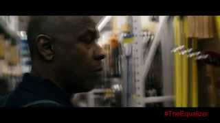 The Equalizer (2014) Not What They Seem Clip [HD]