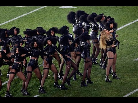 Slam The NFL For Beyonce's Performance NOT Beyonce