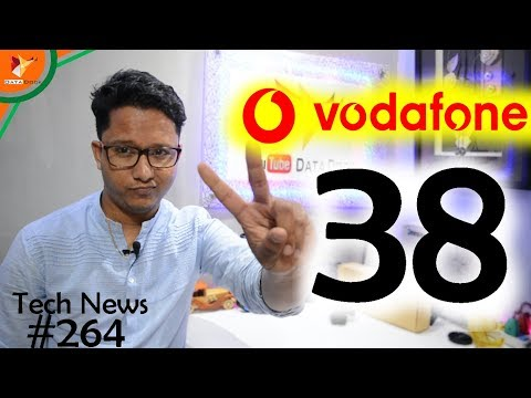 Tech News of The Day #26 - Vodafone 38,Moto X4,Honor 7X,OPPO F3 Plus,OPPO Jio 100gb Offer
