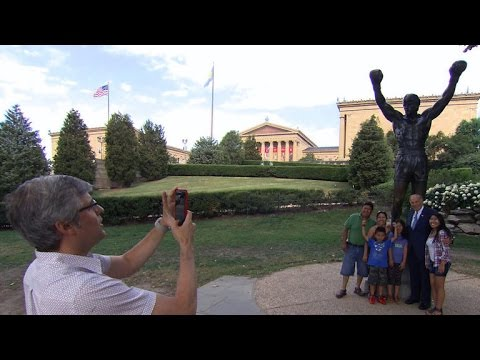Philadelphia shines in political and cultural spotlight