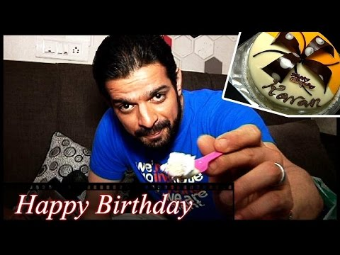 Karan Patel Celebrates His Birthday With India-Forums