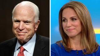 Dr. Nicole Saphier talks Sen. McCain