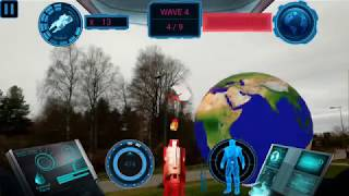 AR Invaders Trailer [Augmented Reality Shooter Game]