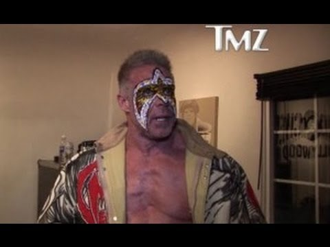 Ultimate Warrior Vs Occupy Wall Street