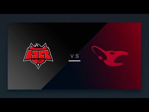 CS:GO - HellRaisers vs. mousesports [Mirage] Map 1 - EU Day 25 - ESL Pro League Season 6